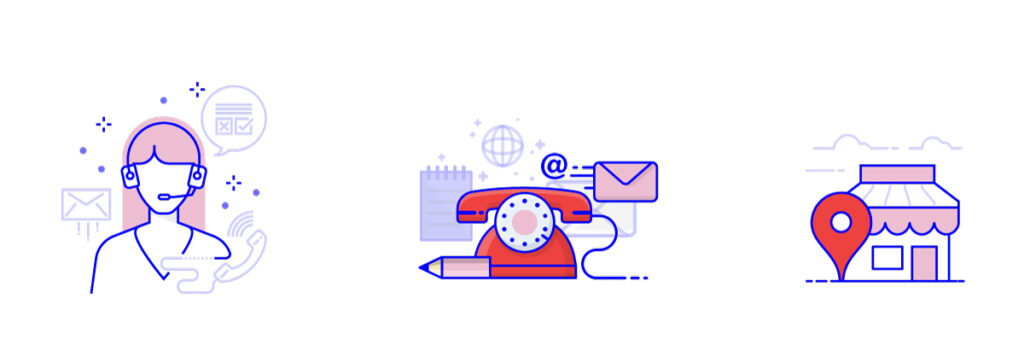 illustration icon design